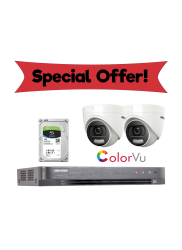 4 Channel ColorVu Deal